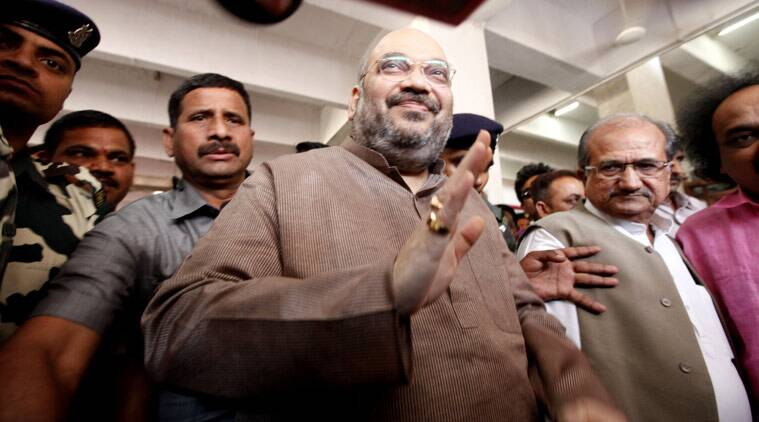 Amit Shah,  Narendra Modi,  BJP government, NDA government, Bihar Assembly elections, Uttar Pradesh Assembly elections, Uttar Pradesh news, Amit Shah Varanasi, Amit Shah Varanasi, india news, nation news, delhi news, political news
