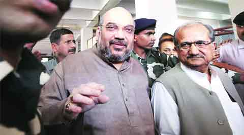 Amit Shah, BJP, BJP president, Amit shah rally, rally in varanasi, Shah rally in varanasi, lucknow news, city news, local news, political news