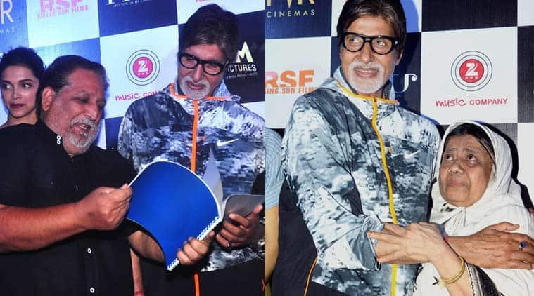 Amnitabh Bachchan, Piku, Big B Piku, Piku trailer launch,