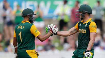 South Africa vs Ireland: South Africa stall Ireland's dream run