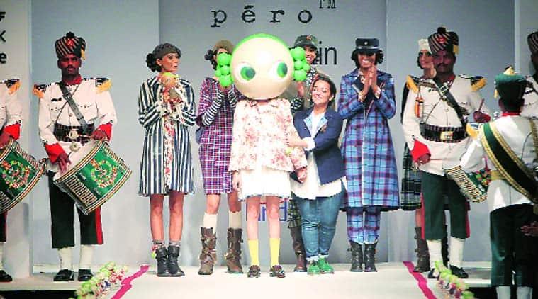 aneeth arora, amazon india fashion week, AIFW