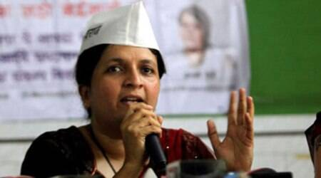Received threat calls from Pakistan asking to drop cases against Eknath Khadse: Anjali Damania