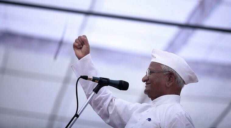 Anna Hazare, anna hazare Foot march, Land Acquisition Act, dandi march, hazare Land Acquisition Act, india news, anna hazare news, india news, indian express