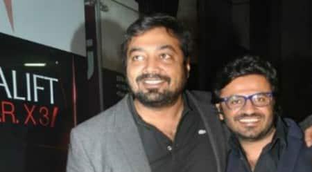 Anurag Kashyap, Vikas Bahl