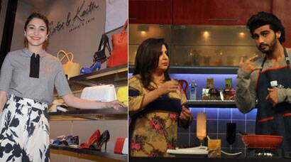 Of trends and recipes: Anushka Sharma, Arjun Kapoor