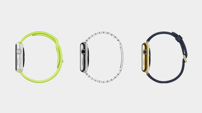 Apple Watch will be available in three collections starting $549