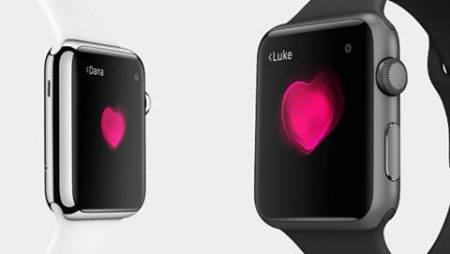 Apple Watch can do social, health and even make payments.