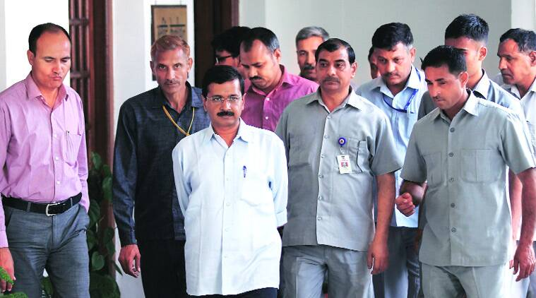 Earlier, the Kejriwal led Delhi Govt had asked all its officials to lodge a complaint with the Principal Secretary (Home) if they come across any news item which damage the reputation of the CM or the govt.