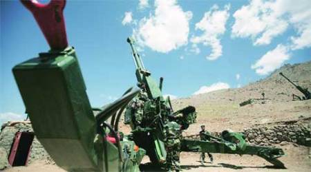 Ambala-based 'Strike Corps' conducts major exercise in Rajasthan