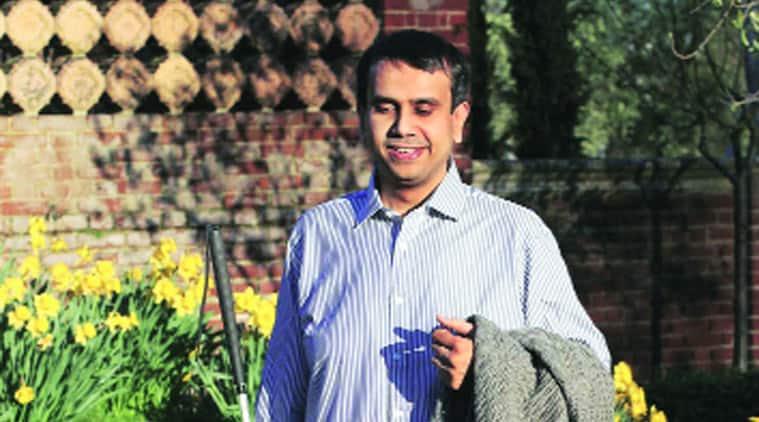 Ashihs Goyal, Smriti Irani, Young Global leaders