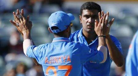 After Kohli row, Ashwin's rescue act