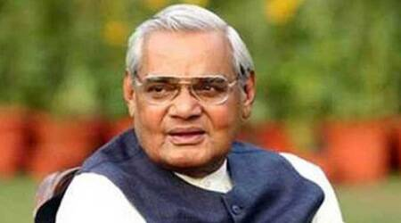 Rear View: Vajpayee makes a big bang