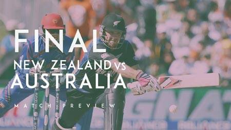 Match Preview: World Cup 2015 Final, Australia vs New Zealand