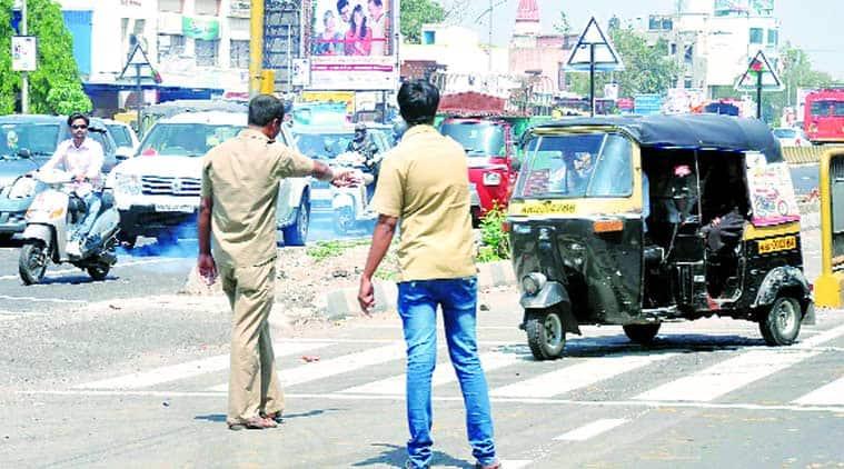 auto rickshaw pune, pune autos, auto strike