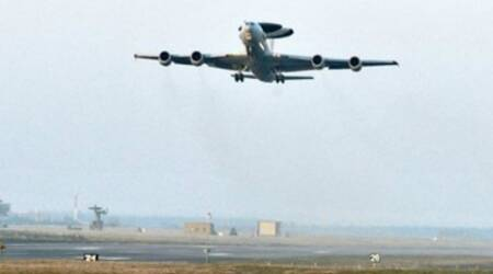 Centre clears AWACS project
