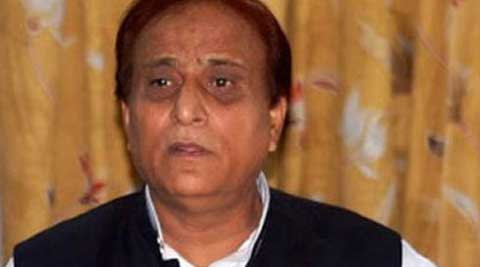 BJP MP Mahesh Sharma should be booked: Azam Khan