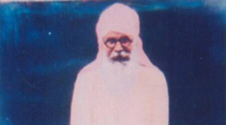 Two arrested for disfigurement of Baba Gurmukh statue