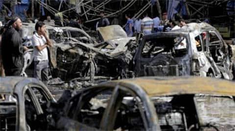 Baghdad, ban ki moon, iraq, UN,car bombings, Baghdad car bombings , bombings ban ki moon baghdad, baghdad car bomb blast, World News