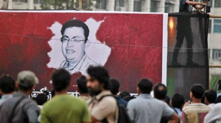 Bangladesh pays tribute to Avijit Roy killed in machete attack