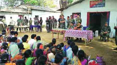 Rs 1,000 cr in hands of 'Naxal-backed' panch, officials fear misuse