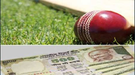 Two arrested for betting on cricket matches