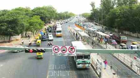 PWD minister seeks report on BRT corridor after death ofminor