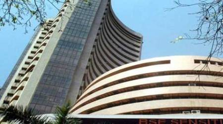 Sensex jumps 517 pts on crude fall, global cues