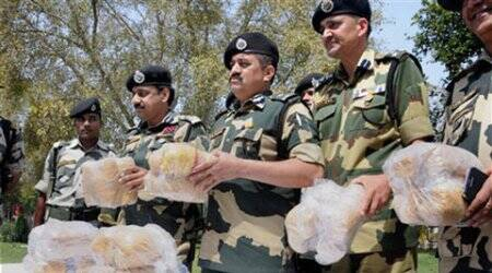 BSF shoots two Pak smugglers
