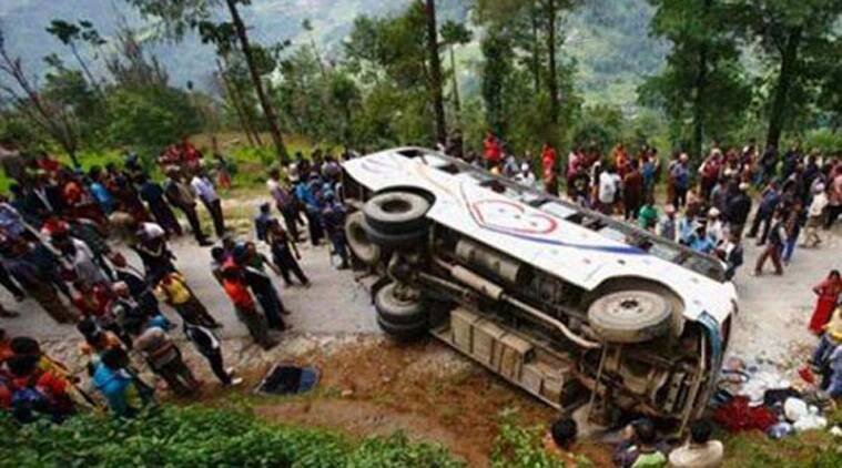 Nepal, nepal bus accident, Nepal accident, accident nepal, bus accident Nepal, mountain accident, mountain accident Nepal, Nepal mountain accident, World News