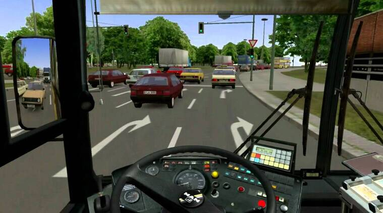 скачать игру Bus Simulator 2015 - фото 4