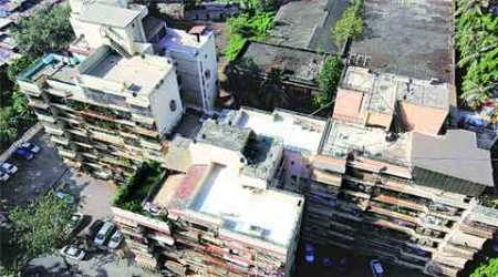 Campa Cola, Illegal flats, Power supply, indian express