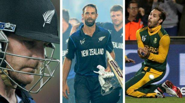 South Africa engineers of their own demise as New Zealand reach maidenfinal