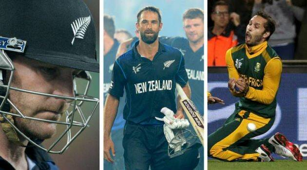 South Africa engineers of their own demise as New Zealand reach maiden final