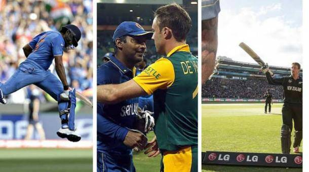 World Cup 2015: The week inpictures