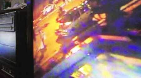 CCTV camera captures murder of SSBjawan