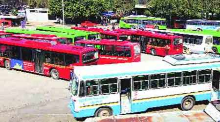 CTU sells 3 lakh Tricity bus passes in 7 months