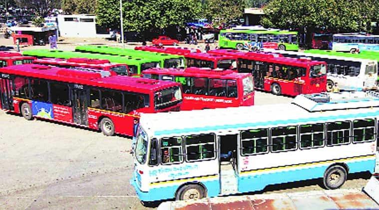 CTU, chandigarh administration, chandigarh transport undertaking
