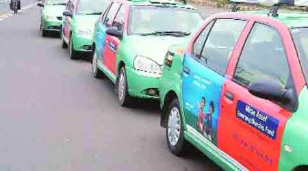 UT department doesn't have means to keep tab on web-based taxis