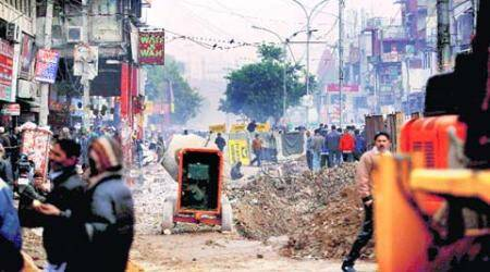 Removal of utilities holding up Chandni Chowk facelift, HC told