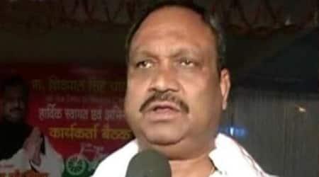 RTO assault: FIR lodged against MinisterChaurasia