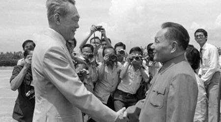 Singapore, Lee Kuan Yew, China, Lee Kuan Yew dies, Singapore PM death, singapore first PM death, lee kuan yew death, Xi Jinping, World News