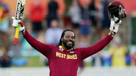 I'm out of the England Test series; I haven't retired, says ChrisGayle