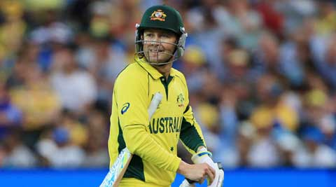 Thankfully, we have depth in batting: Michael Clarke