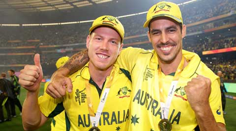 President, Prime Minister congratulate Australia on 5th World Cup title