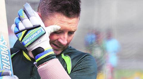 Has Michael Clarke made the World Cup final all abouthimself?