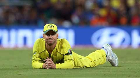 I've always put the team first, concedes MichaelClarke