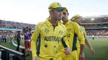 Whose turn is it? Michael Clarke's or Superman's?
