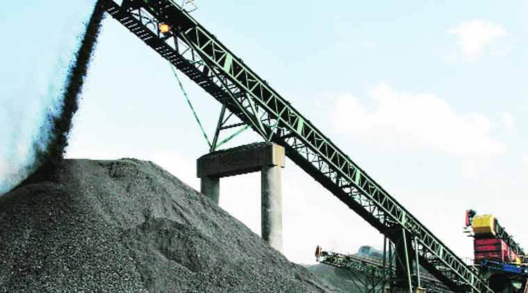coal auction, coal block auction, coal blocks, coal ministry, Union Cabinet coal mines auction, business news, Indian express