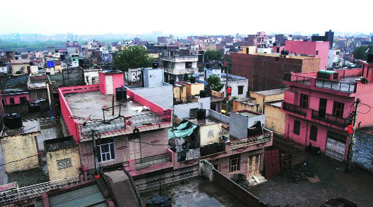 6 colonies shortlisted for fixing boundaries  The Indian Express