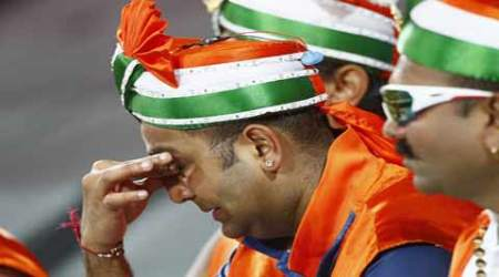Team India's billion cricket fans blow hot and cold after World Cup semi-final loss toAustralia